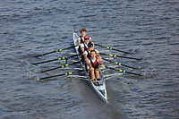 Crew: 14  UBR (A)  University of Bristol (A Duncalf)  4x- Acad Champ<br /> <br /> Fours Head of the River 2018<br /> <br /> To purchase this photo, or to see pricing information for Prints and Downloads, click the blue 'Add to Cart' button at the top-right of the page.