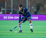 AMSTELVEEN - Alexander Hendrickx (Pinoke)  tijdens de competitie hoofdklasse hockeywedstrijd heren, Pinoke-Amsterdam (1-1)   COPYRIGHT KOEN SUYK