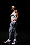 JOLIE....Choregraphie : Ula Sickle..Création avec : Jolie Ngemi, Yann Leguay..Interprétation : Jolie Ngemi..Création sonore : Yann Leguay..Programmation sonore : Sylvain Lebeux..Lumière : Ula Sickle, Peter Fol..Lieu: Le Forum..Ville : Blanc Mesnil..le 04/05/2011..© Laurent Paillier / photosdedanse.com..All rights reserved