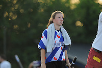 FIERLJEPPEN: BURGUM: 07-06-2014, ©foto Martin de Jong