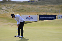 during Friday's Round 2 of the 2018 Dubai Duty Free Irish Open, held at Ballyliffin Golf Club, Ireland. 6th July 2018.<br /> Picture: Eoin Clarke | Golffile<br /> <br /> <br /> All photos usage must carry mandatory copyright credit (&copy; Golffile | Eoin Clarke)