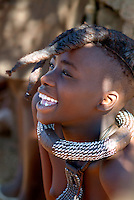 The Himba (singular: Omuhimba, plural: Ovahimba) are an ethnic group of about 20,000 to 50,000 people  living in northern Namibia, in the Kunene region (formerly Kaokoland). Recently they have built two villages in Kamanjab which have become tourist destinations. They are mostly a semi-nomadic, pastoral people, closely related to the Herero, and speak Otjihimba, a dialect of the Herero language...