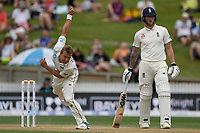 1st December 2019, Hamilton, New Zealand;  Neil Wagner.<br /> International test match cricket, New Zealand versus England at Seddon Park, Hamilton, New Zealand. Sunday 1 December 2019.