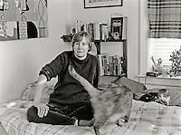 Lisa Jarnot, 2008.  Poet.