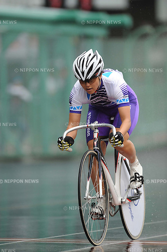 Yukari Watanabe,MAY 28th, 2011 - Cycling :80th All Japan Amateur Cycling Championships Track Race Women's 500m Time Trial Final at Tachikawa Velodrome in Tokyo, Japan. (Photo by Hitoshi Mochizuki/AFLO)