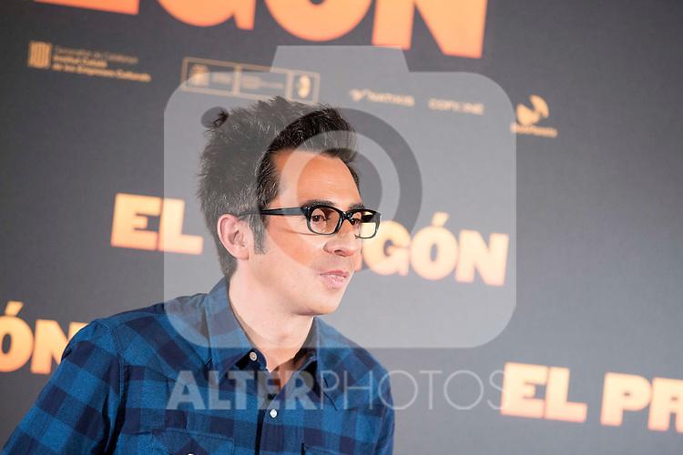 """Berto Romero during the presentation of the film """"El Pregón"""" in Madrid, March 15, 2016<br /> (ALTERPHOTOS/BorjaB.Hojas)"""