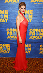 "Jenn Colella attends the ""Come From Away"" Broadway Opening Night After Party at Gotham Hall on March 12, 2017 in New York City."
