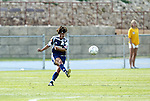 19 June 2004: Joy Fawcett. The Washington Freedom tied the Boston Breakers 3-3 at the National Sports Center in Blaine, MN in Womens United Soccer Association soccer game featuring guest players from other teams.