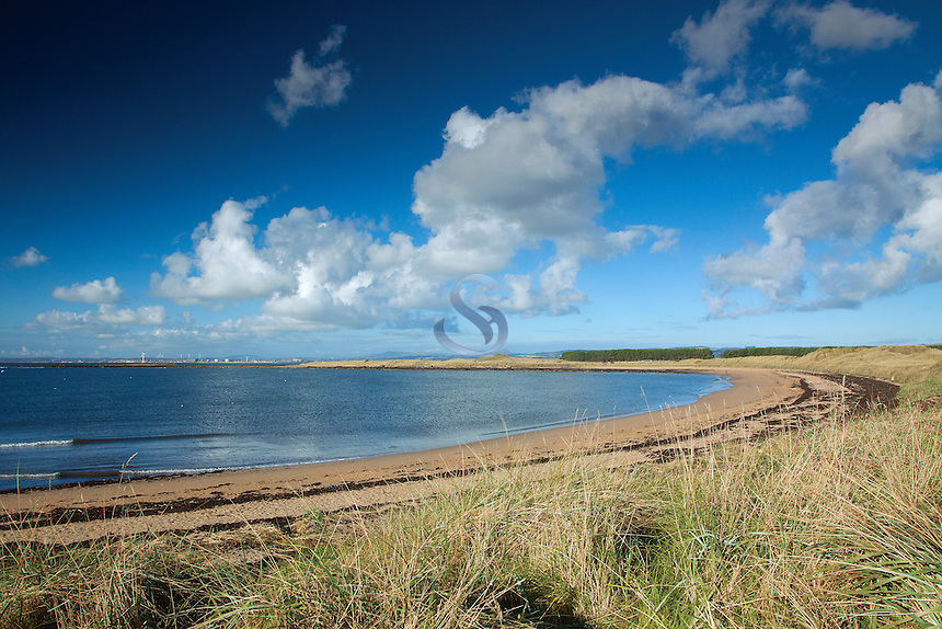 Shell Bay near Elie on the Fife Coastal Path, Fife