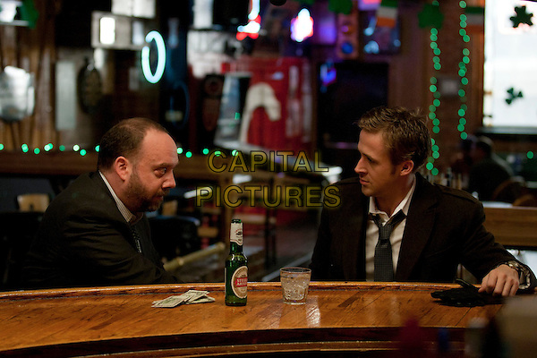 Paul Giamatti & Ryan Gosling.in The Ides of March.*Filmstill - Editorial Use Only*.CAP/NFS.Supplied by Capital Pictures.