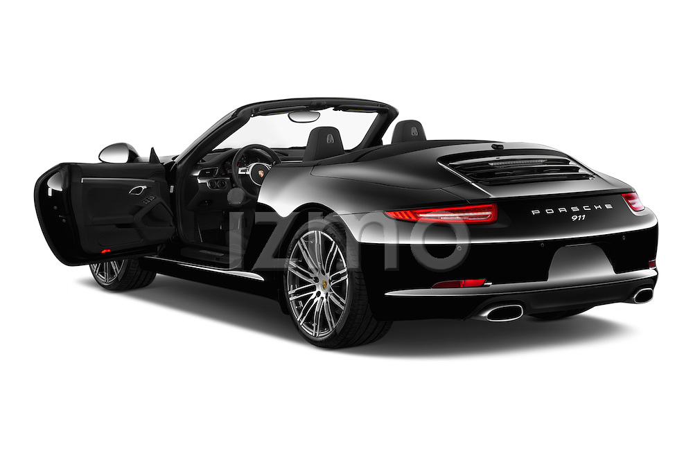 Car images of 2016 Porsche 911 Black Edition 2 Door convertible Doors