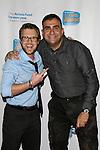 LOS ANGELES - DEC 4: Kaj-Erik Eriksen, Henrick Vartanian at The Actors Fund's Looking Ahead Awards at the Taglyan Complex on December 4, 2014 in Los Angeles, California