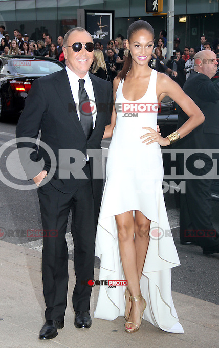 June 04, 2012 Michael Kors and Joan Smalls attend the 2012 CFDA Fashion Awards   at Alice Tully Hall Lincoln Center in New York City.© RW/MediaPunch Inc. ****NO GERMANY***NO AUSTRIA****
