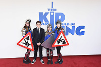 "Louis Ashbourne Serkis<br /> arriving for the premiere of ""The Kiid who would be King"" at the Odeon Luxe cinema, Leicester Square, London<br /> <br /> ©Ash Knotek  D3476  03/02/2019"