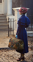 MARY POPPINS RETURNS (2018)<br /> EMILY BLUNT<br /> <br /> *Filmstill - Editorial Use Only*<br /> CAP/FB<br /> Image supplied by Capital Pictures