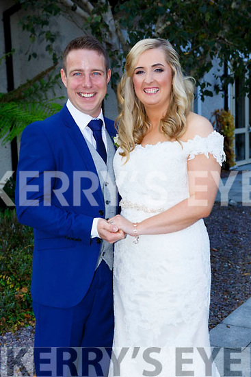 Maria Murphy and Keith Hobbins were married at Killarney Cathedral by fr. Stritch on saturday 7th October 2017 with a reception at Ballygarry house Hotel