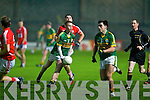 Padraig O'Se Kerry under 21 in action against Cork in the Cabury Munster U21 Quarter Finals 2014 at Austin Stack Park, Tralee on Wednesday night