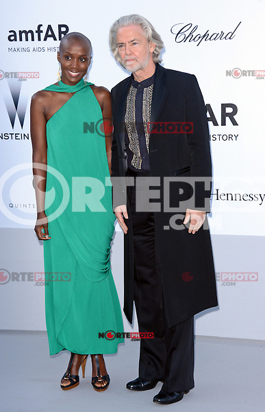 """Hermann Buehlbecker and guest attending the """"On the Road"""" Premiere during the 65th annual International Cannes Film Festival in Cannes, France, 23rd May 2012...Credit: Timm/face to face, / Mediapunchinc"""