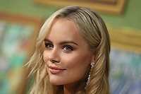 HOLLYWOOD, CA - OCTOBER 4: Helena Mattsson, at the HBO Films' &quot;My Dinner With Herve&quot; Premiere at Paramount Studios in Hollywood, California on October 4, 2018    <br /> CAP/MPI/FS<br /> &copy;FS/MPI/Capital Pictures