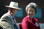 Her excellency the Right Honourable Adrienne Clarkson attends the Change of Command Ceremony for the Maritime Forces Pacific with her husband John Ralston Saul at the HMC Dockyard in Esquimalt, near Victoria, British Columbia. Photo assignment for the Canadian Press (CP) news wire service..