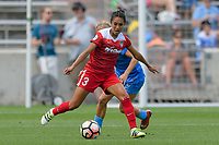 Bridgeview, IL - Saturday June 17, 2017: Caprice Dydasco during a regular season National Women's Soccer League (NWSL) match between the Chicago Red Stars and the Washington Spirit at Toyota Park. The match ended in a 1-1 tie.