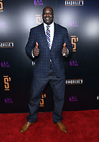 09 March 2019 - Los Angeles, California - Shaquille O'Neal. Grand Opening of Shaquille's at L.A. Live held at Shaquille's at L.A. Live. Photo Credit: Birdie Thompson/AdMedia