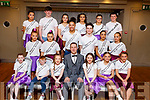 The performing acts at the Strictly Young Dancing in the Ballyroe Heights Hotel on Saturday night.