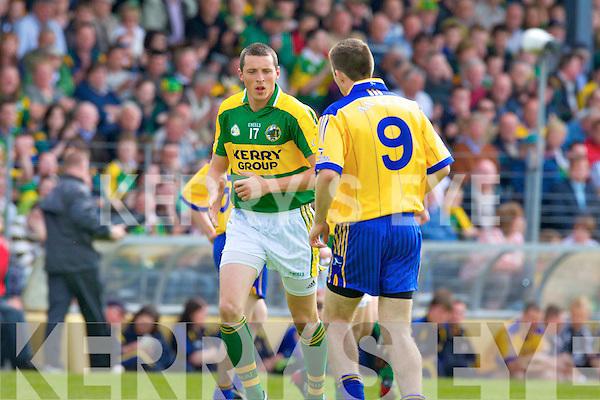 Kieran Donaghy, Kerry v Clare, GAA Football Munster Senior Championship Semi-Final, Fitzgerald Stadium, Killarney, Co. Kerry. 15 June 2008.   Copyright Kerry's Eye 2008