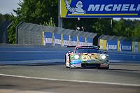 #56 TEAM PROJECT 1 (DEU) PORSCHE 911 RSR LM GTE AM JORG BERGMEISTER (DEU) PATRICK LINDSEY (USA) EGIDIO PERFETTI (NOR)