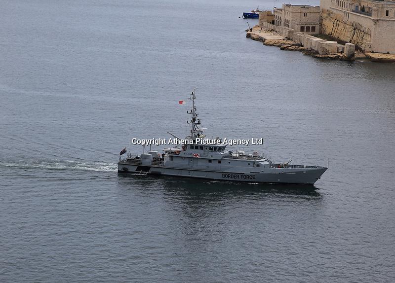 HMC Valiant in Malta. STOCK PICTURE