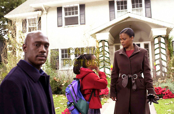 "RICHARD T. JONES, CAMILLE LACHE SMITH & NIA LONG.in Judging Amy.""Crime and Puzzlement"".Filmstill - Editorial Use Only.Ref: FB.www.capitalpictures.com.sales@capitalpictures.com.Supplied By Capital Pictures."