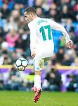 Real Madrid's Lucas Vazquez during La Liga match. February 24,2018. (ALTERPHOTOS/Acero)