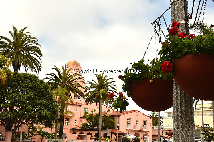 Stock photo of La Jolla California
