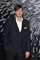 Sam Riley<br /> 'Maleficent: Mistress of Evil'  UK film premiere at the BFI Imax Waterloo, London England on October 09, 2019.<br /> CAP/Phil Loftus<br /> ©Phil Loftus/Capital Pictures / MediaPunch ***North America Only****