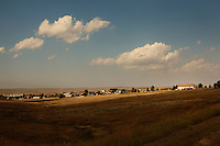 Wright, Wyoming, August 19, 2011 -