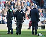 Sean Edwards wales coach - RBS 6Nations 2015 - Scotland  vs Wales - BT Murrayfield Stadium - Edinburgh - Scotland - 15th February 2015 - Picture Simon Bellis/Sportimage