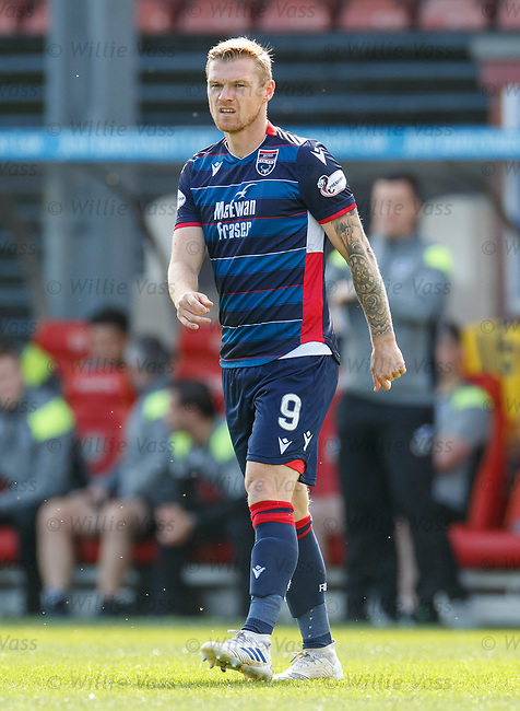 Billy Mckay, Ross County