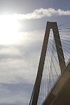 Arthur Ravenel Jr Bridge over the Cooper River Charleston SC