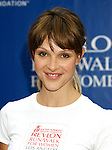 LOS ANGELES, CA. - May 09: Beau Garrett arrives at the 16th Annual EIF Revlon Run/Walk For Women at the Los Angeles Memorial Coliseum on May 9, 2009 in Los Angeles, California.