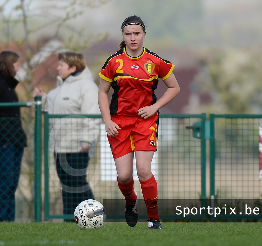 U 16 Belgian red Flames - virginia USA :<br /> <br /> Davinia Vanmechelen<br /> <br /> foto Dirk Vuylsteke / Nikonpro.be