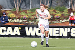 05 December 2010: Sanford's Annie Case. The Notre Dame University Fighting Irish defeated the Stanford University Cardinal 1-0 at WakeMed Stadium in Cary, North Carolina in the 2010 NCAA Women's College Cup Championship Game.
