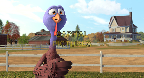 SCENE<br /> in Free Birds (2013) <br /> *Filmstill - Editorial Use Only*<br /> CAP/FB<br /> Image supplied by Capital Pictures