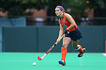 12 September 2014: Syracuse's Alyssa Manley. The University of North Carolina Tar Heels hosted the Syracuse University Orange at Francis E. Henry Stadium in Chapel Hill, North Carolina in a 2014 NCAA Division I Field Hockey match. UNC won the game 3-0.