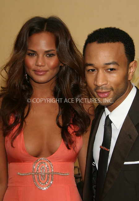 WWW.ACEPIXS.COM . . . . .  ....February 22, 2009. Hollywood, CA....Model Christine Teigen and singer John Legend arrive at the 81st Annual Academy Awards held at the Kodak Theater on February 22, 2009 in Hollywood, CA.......Please byline: Z09- ACEPIXS.COM.... *** ***..Ace Pictures, Inc:  ..Philip Vaughan (646) 769 0430..e-mail: info@acepixs.com..web: http://www.acepixs.com