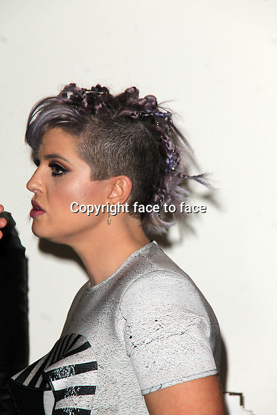 SANTA MONICA, CA - June 20: Kelly Osbourne at The 24 Hour Plays Los Angeles After-Party, Shore Hotel, Santa Monica, June 20, 2014. Credit: Janice Ogata/MediaPunch<br />
