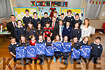 Warm Welcome for MEP Sean Kelly  who visited Spa Ns for Blue Flag Showcase Day on Monday