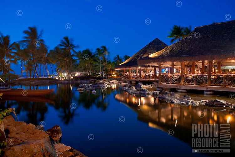 Humuhumu Restaurant at the Grand Wailea Resort, Wailea, Maui