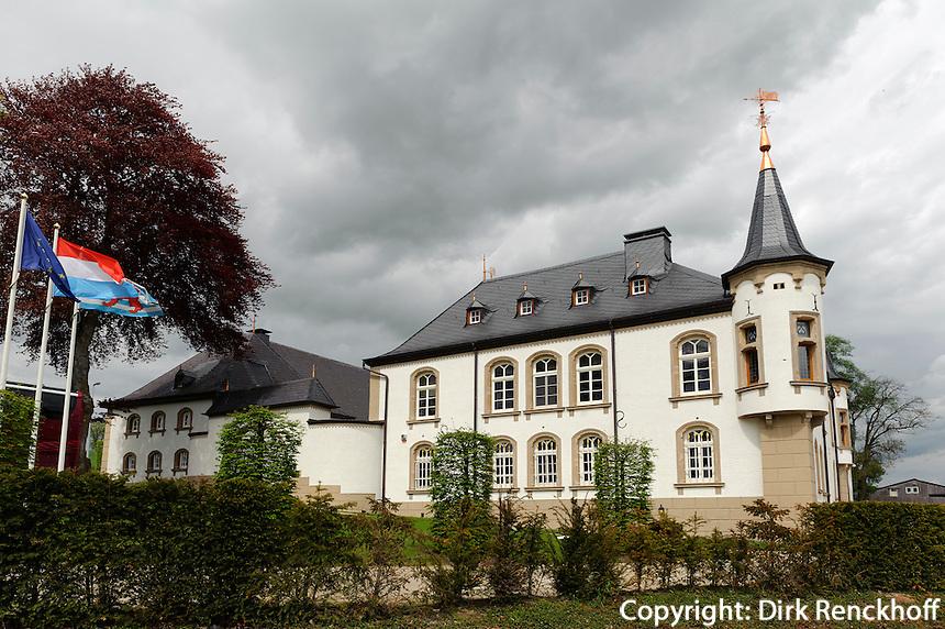 Schlosshotel in Urspelt, Luxemburg