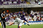 AL AIN (UAE) vs NASAF (UZB) during their AFC Champions League Group D match on 03 May 2016 held at the Hazza Bin Zayed Stadium, in Al Ain, United Arab Emirates. Photo by Stringer / Lagardere Sports