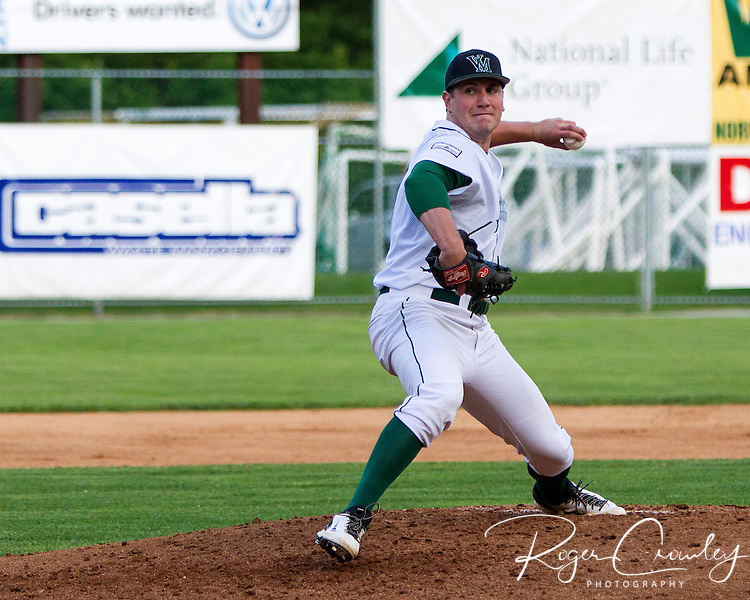 The Vermont Mountaineers defeated the Laconia Muskrats, 16-9, in one of the longest nine-inning New England Collegiate Baseball League (NECBL) games recorded.